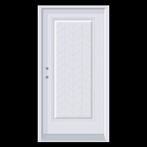 Chevron Door